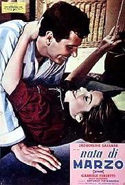 Nata di marzo Poster
