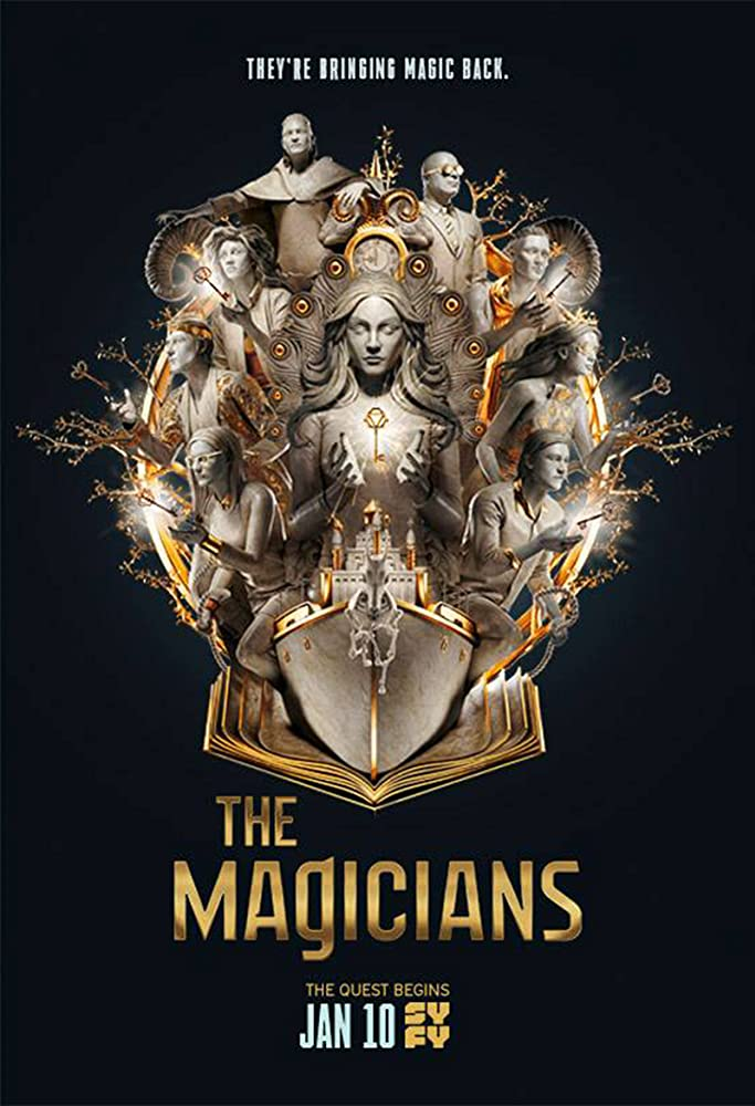 Assistir The Magicians Dublado e Legendado Online