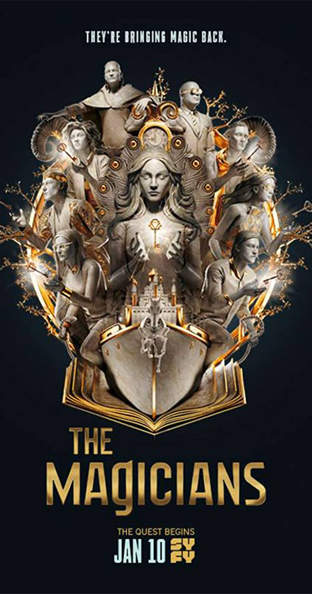 Magai (3 Sezonas) / The Magicians (Season 3) (2018) online