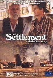 The Settlement Poster
