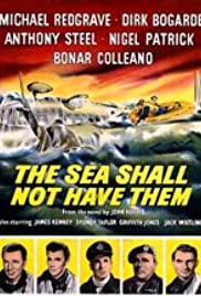 The Sea Shall Not Have Them (1954) Poster - Movie Forum, Cast, Reviews