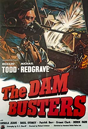 watch The Dam Busters full movie 720
