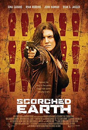 Poster Film Scorched Earth