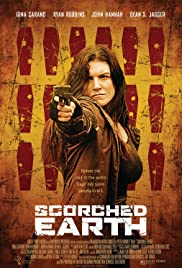 Scorched Earth (2017) Poster - Movie Forum, Cast, Reviews