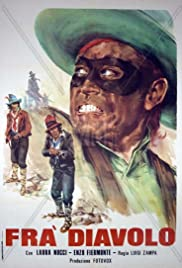 The Adventures of Fra Diavolo Poster