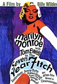 The Seven Year Itch Poster