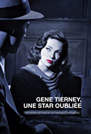 Gene Tierney a Forgotten Star Poster