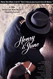 Henry & June (1990) Poster - Movie Forum, Cast, Reviews