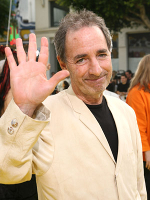 Harry Shearer at The Simpsons Movie (2007)