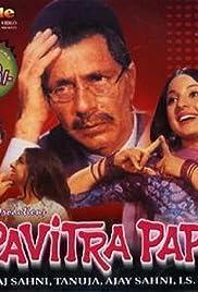 Pavitra Paapi Poster