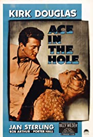 Ace in the Hole Poster