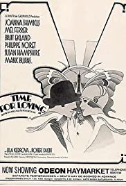 A Time for Loving Poster