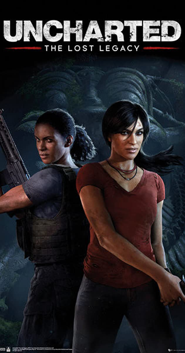 Uncharted The Lost Legacy Trophäen