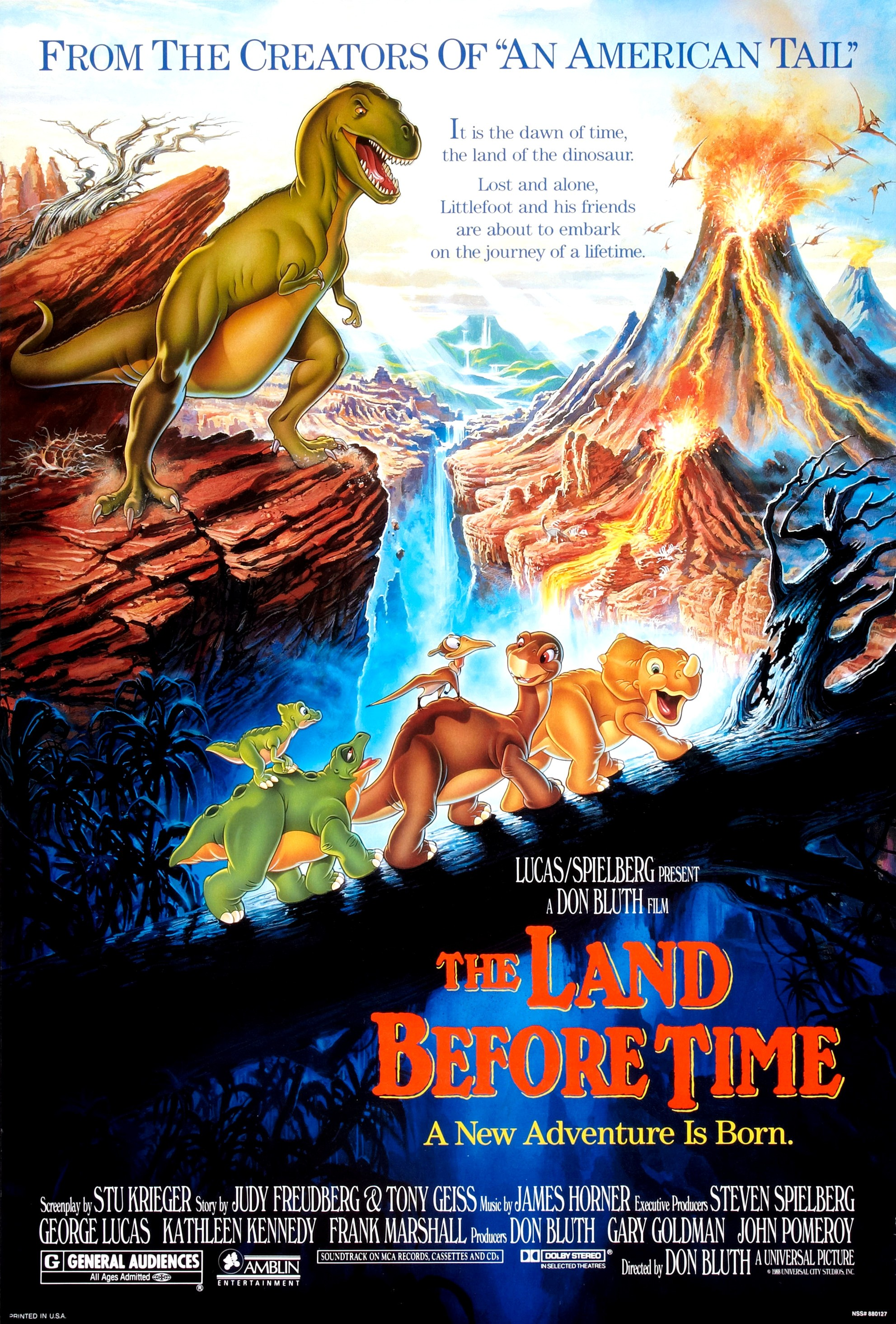 image The Land Before Time Watch Full Movie Free Online