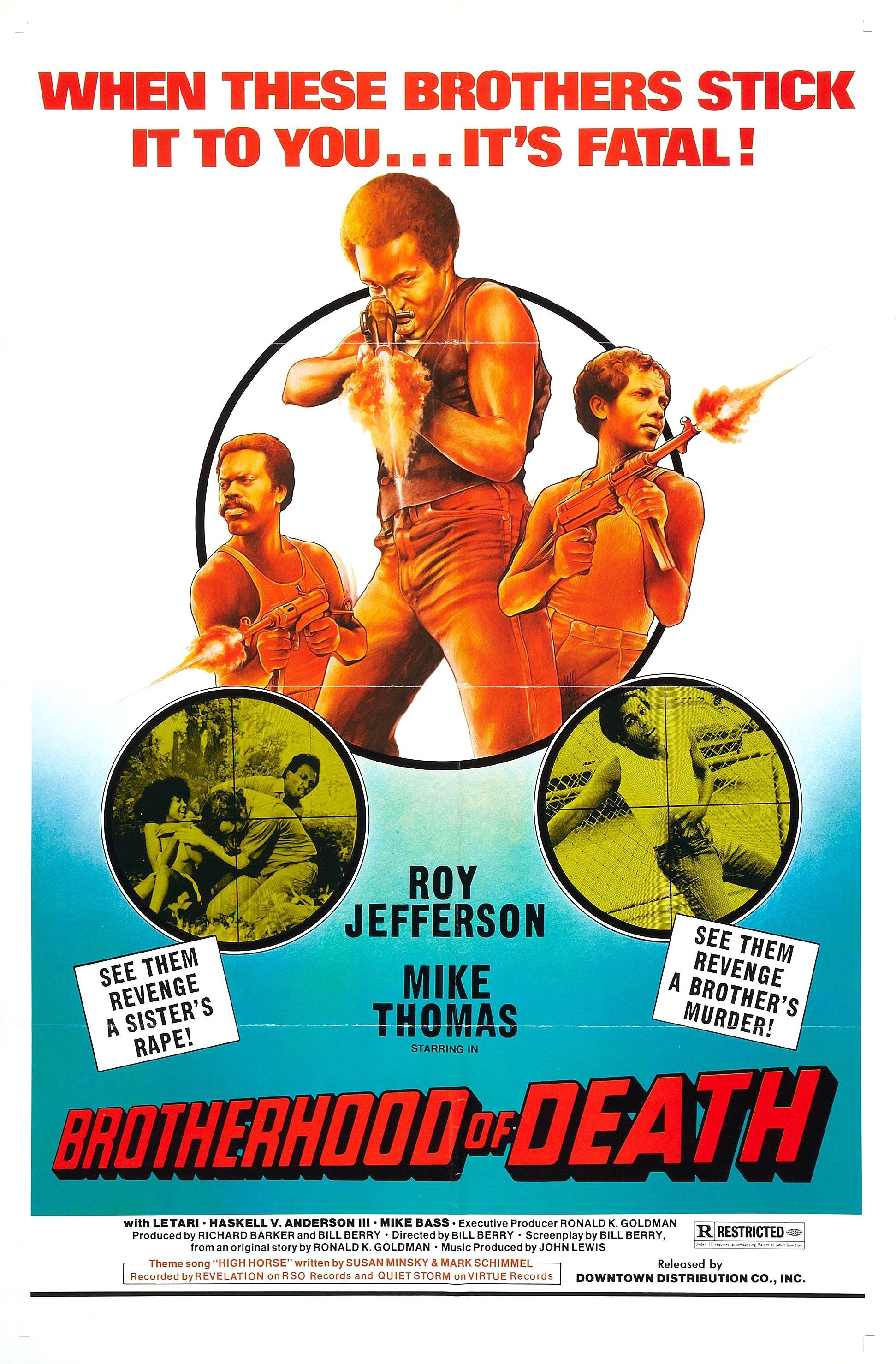 image Brotherhood of Death Watch Full Movie Free Online