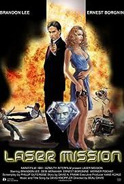 Telethon: Laser Mission Poster