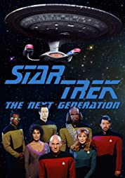 Star Trek: The Next Generation - Season 6 poster