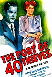 Port of 40 Thieves Poster