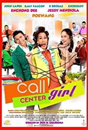 Call Center Girl Poster