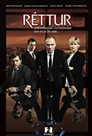 Réttur Poster - TV Show Forum, Cast, Reviews