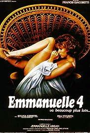 Emmanuelle IV Poster