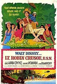 Lt. Robin Crusoe, U.S.N.(1966) Poster - Movie Forum, Cast, Reviews