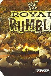 WWF Royal Rumble Poster