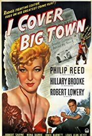I Cover Big Town Poster