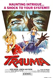 Trauma(1976) Poster - Movie Forum, Cast, Reviews