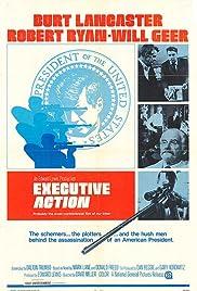 Executive Action1973 Poster