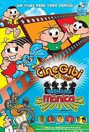 Turma da Mônica em Cinegibi, O Filme Poster