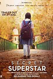 Secret Superstar 2017 Hindi WEBHDRip 720p 1.3GB 5.1CH ESubs MKV