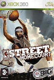 NBA Street Homecourt Poster