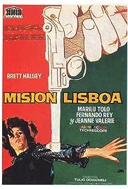 Misión Lisboa Poster