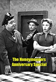 The Honeymooners Anniversary Special Poster