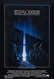 Explorers (1985) Poster - Movie Forum, Cast, Reviews