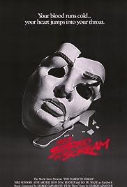 Too Scared to Scream(1985) Poster - Movie Forum, Cast, Reviews