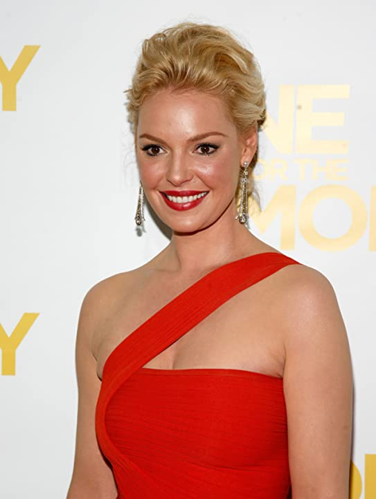 Katherine Heigl at an event for One for the Money (2012)
