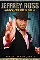 Image of Jeffrey Ross: No Offense - Live from New Jersey