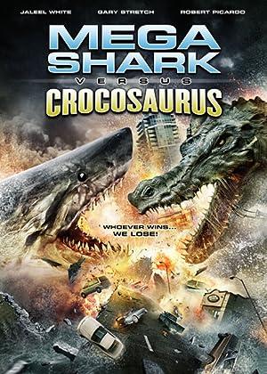 ver Megatiburon contra crocosaurio