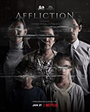 Affliction (2021) poster