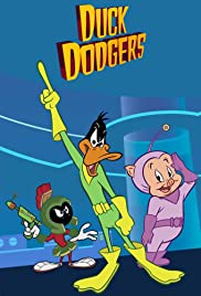 Duck Dodgers Poster - TV Show Forum, Cast, Reviews