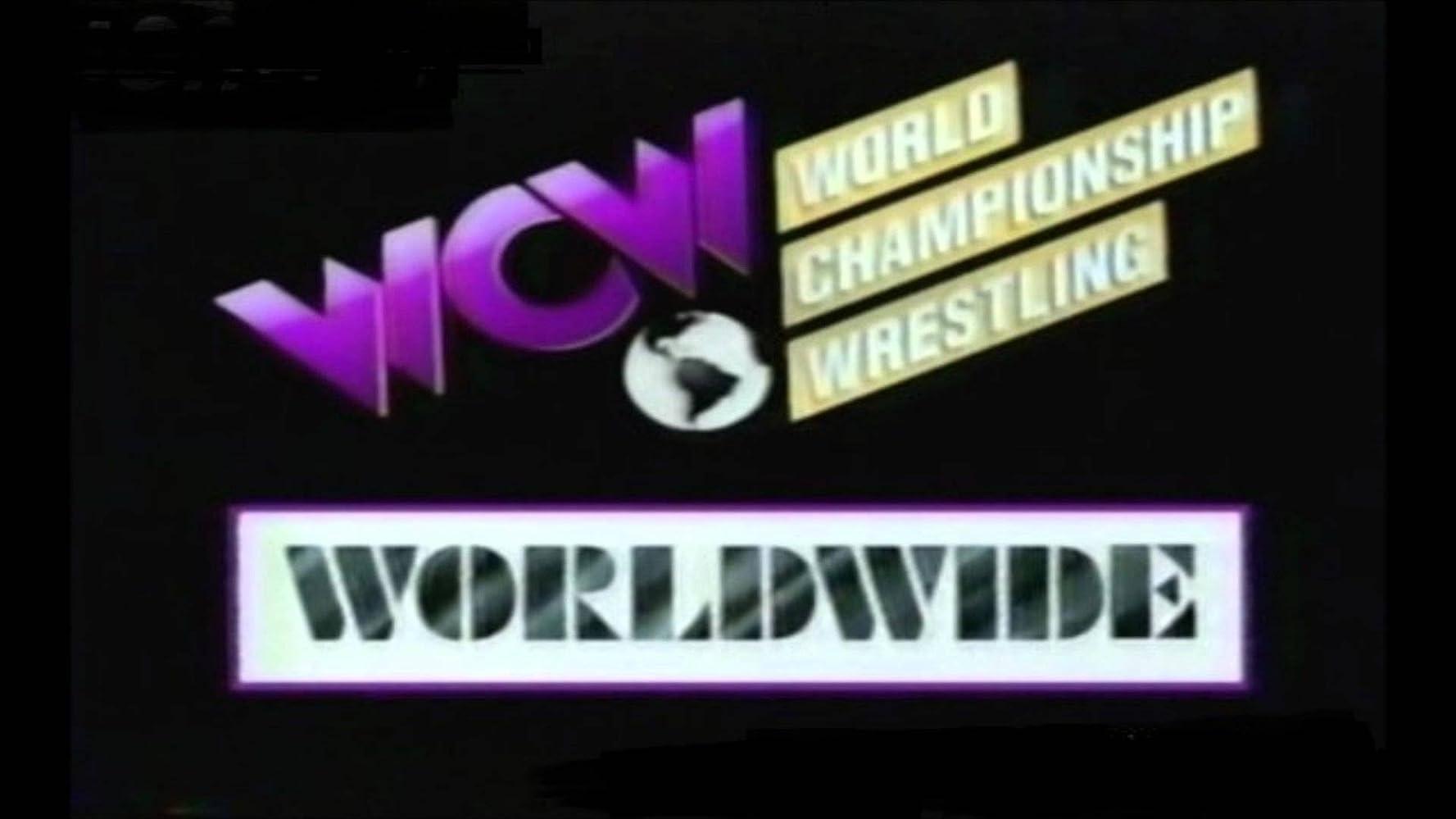 Wcw Worldwide Wrestling