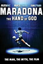 Image of Maradona, the Hand of God