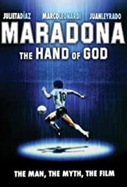 Maradona, the Hand of God Poster