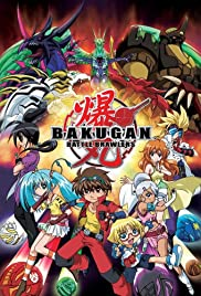 Bakugan Battle Brawlers Poster - TV Show Forum, Cast, Reviews