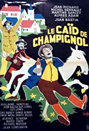 Le caïd de Champignol Poster