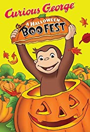 Image result for curious george boo fest