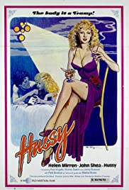Hussy(1980) Poster - Movie Forum, Cast, Reviews