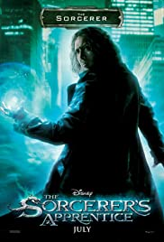 The Sorcerer's Apprentice 2010 Poster